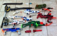 Toy Guns Near Schools to Be Banned by State Legislature