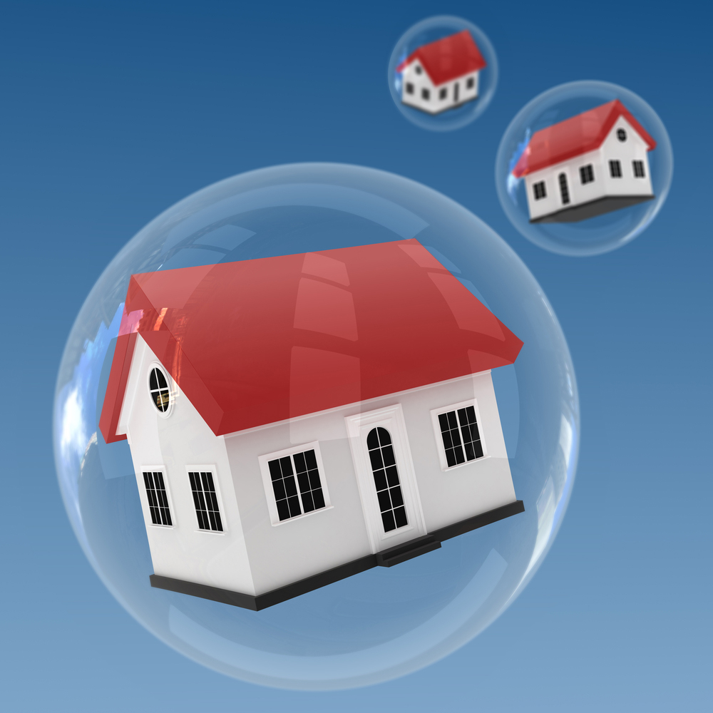 Despite Growing Bubble, Local Property Values Continue to Rise