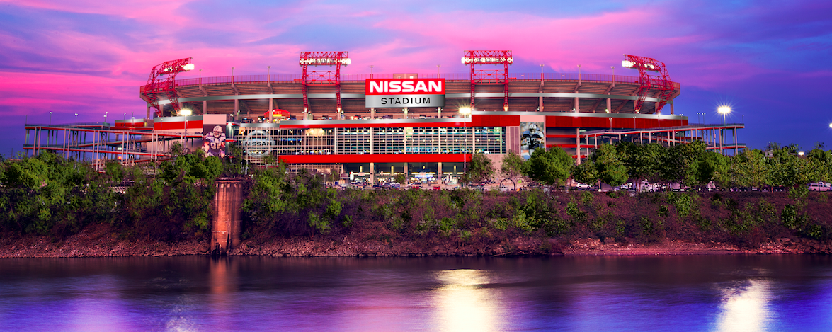Titans to Rename the Stadium for Nissan