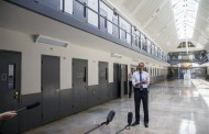 Obama First President to Visit Prison