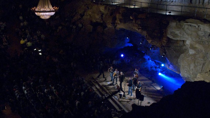 Underground Concerts in Tennessee