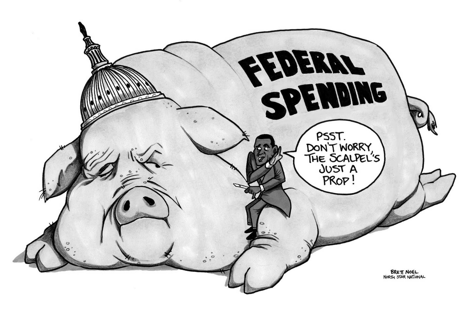 Feds Waste $10 Billion a Month