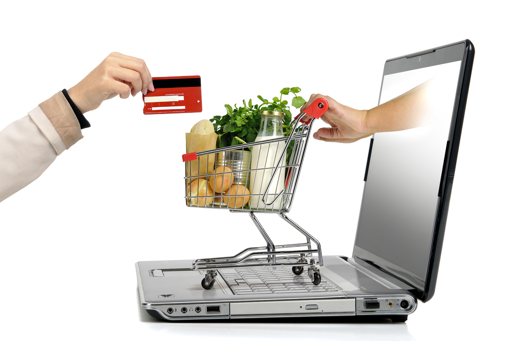 Online Grocery Shopping Comes to Nashville Suburb
