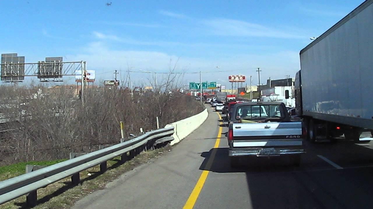 The Worst Traffic Jams in the Nashville Area