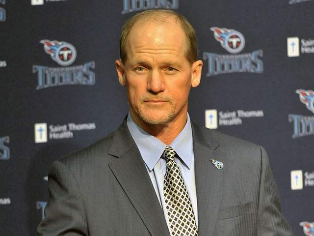 Owners Realize Titans Are Really Bad; Fire Head Coach