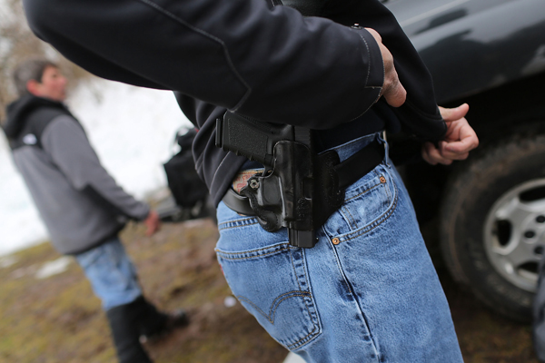 Concealed Carry Permit Holders Lose Reciprocity
