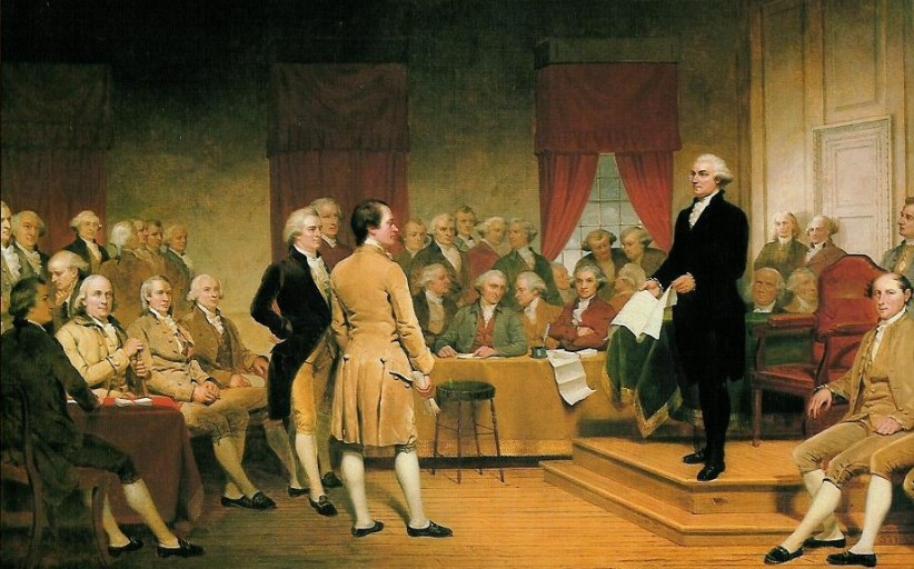 Legislature Supports Constitutional Convention
