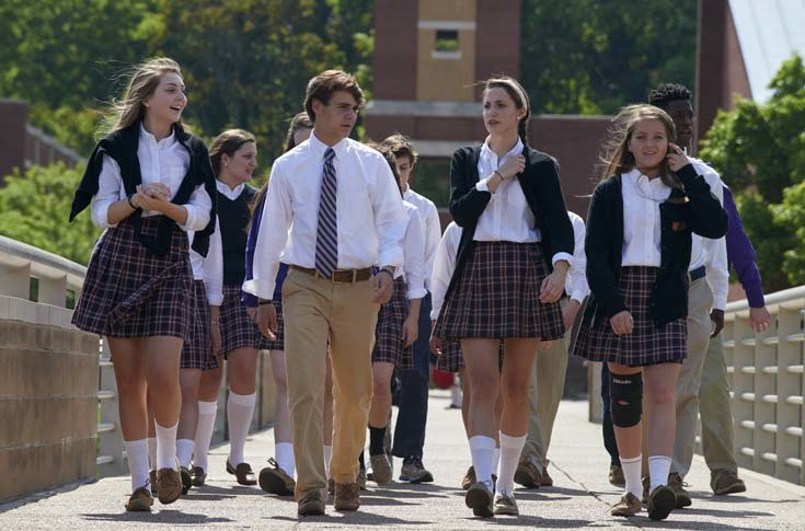 Locals Honor Catholic Schools' Week