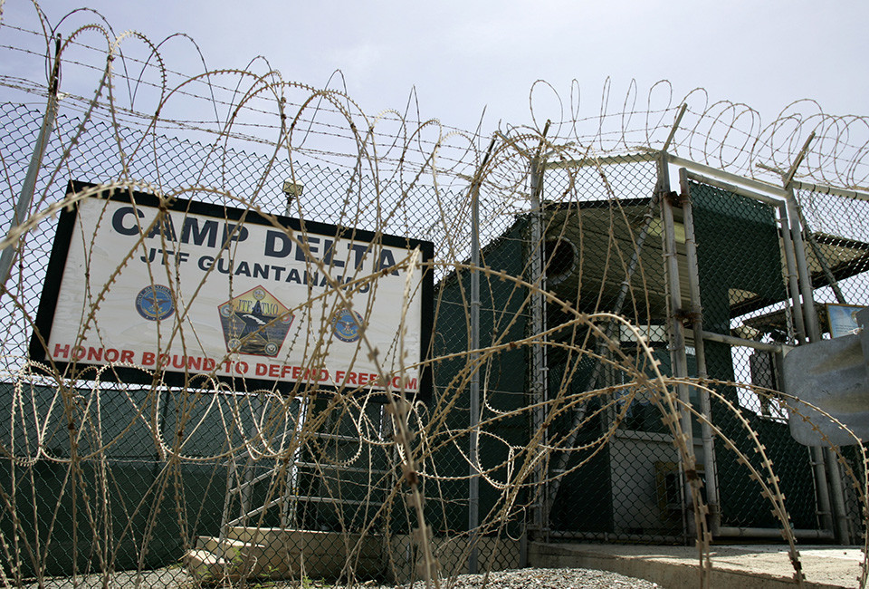 After Seven Years, Obama Proposes Closing Gitmo Prison