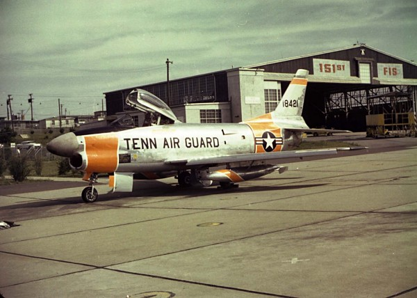 Discover the Cold War History of a TN Air Base