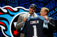 Titans' First Round Draft Pick Gets Good Reviews
