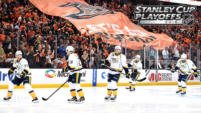 Predators Stay Alive; Play Game 7 Tomorrow