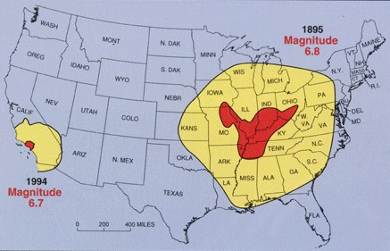 More Warnings About the New Madrid Fault