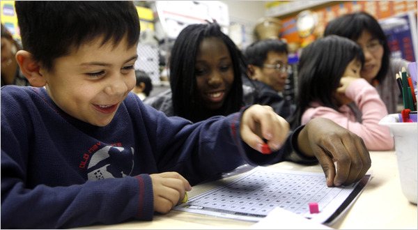 Diversity: 1/3 of Public School Kids Speak 120 Different Languages