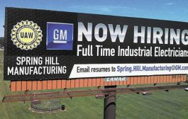 Spring Hill Plant To Resume Production Following Earthquake Stoppage