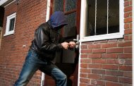 July and August Worst Months for Home Burglaries