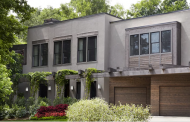 Ultra Modern Comes to Eclectic East Nashville