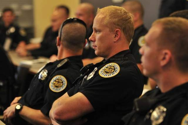 How Do Nashville Cops Compare to the Rest?