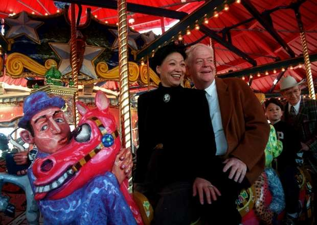 Do You Remember the Unusual Riverfront Carousel?