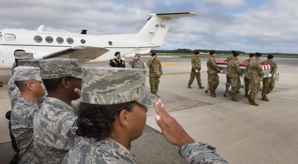 Mexico Returns Remains of Fallen Tennesseans