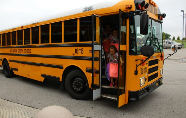 Williamson County Gets Creative With Bus Driver Recruitment