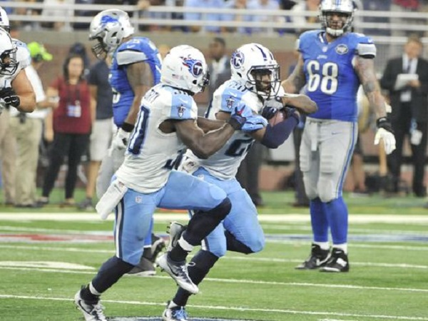 Titans Benefit from Lions' Collapse