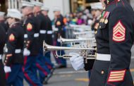 USMC Band Takes Over Music City