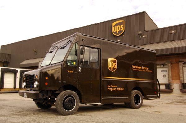 UPS Presence in Nashville Grows