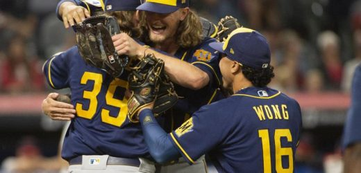 Smashing success: Brewers keep setting franchise records — and they're not done yet